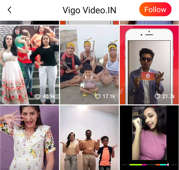 How to Create Videos on Vigo Video.IN